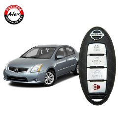 2007-2012 NISSAN SENTRA SMART KEY - CWTWBU735 WITH PROGRAMMING SERVICE