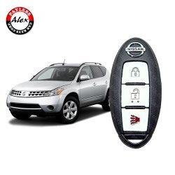2005-2007 NISSAN MURANO SMART KEY - KBRTN001 WITH PROGRAMMING SERVICE