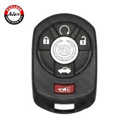 2005 - 2007 CADILLAC STS SMART KEY 5 BUTTONS - M3N65981403