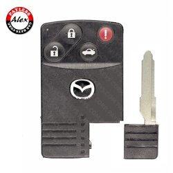 2004 - 2011 MAZDA MX-5 MIATA, RX-8 SMART CARD WITH PROGRAMMING SERVICE