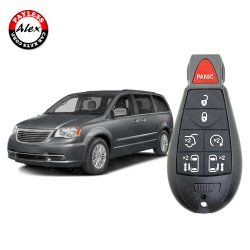 CHRYSLER TOWN AND COUNTRY FOBIK KEY PROGRAMMING