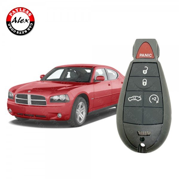 DODGE CHARGER FOBIK PROGRAMMING BY WIN MODULE