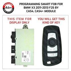 KEY PROGRAMMING SERVICE FOR BMW 2009+ COPY